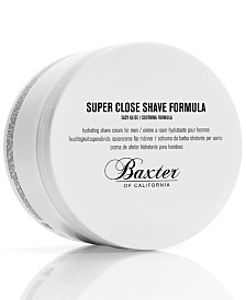Baxter Of California Super Close Shave Formula, 8-oz.