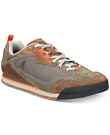 Merrell Men's Water-Resistant Suede Sneakers