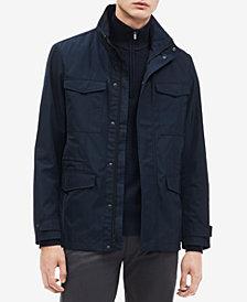 Calvin Klein Men's Utilitarian Jacket