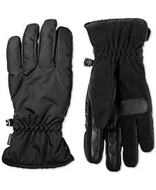 Isotoner Men's Touchscreen Gloves