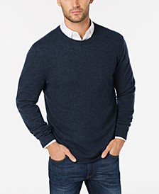 Cashmere Crew-Neck Sweater, Created for Macy's