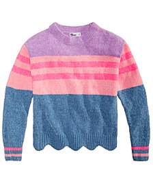 Epic Threads Big Girls Sweater, Created for Macy's