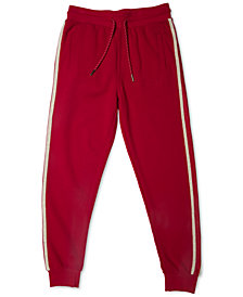 Sean John Big Boys Signature Embroidered French Terry Joggers