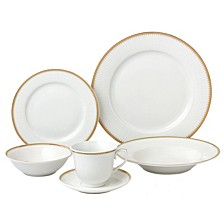 Georgette 24-Pc. Dinnerware Set, Service for 4