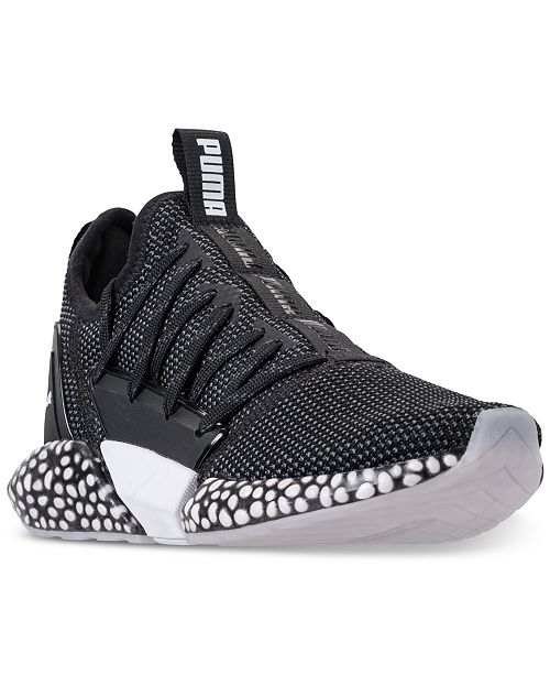 37c15204878 Puma Women s Hybrid Rocket Runner Casual Sneakers from Finish Line ...