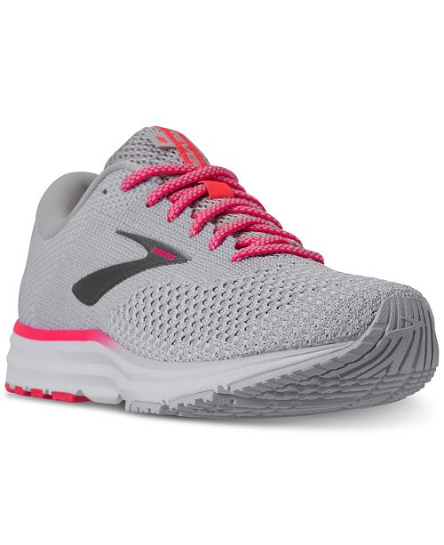 f65c5d3a22b Brooks Women s Revel 2 Running Sneakers from Finish Line   Reviews ...