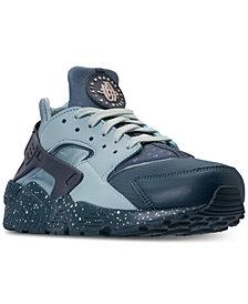 Nike Men's Air Huarache Run Premium Running Sneakers from Finish Line