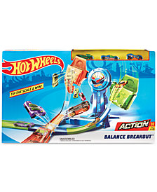 Mattel Hot Wheels Balance Breakout Set