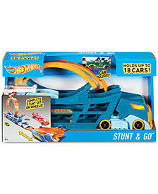 Mattel Hot Wheels Stunt & Go Truck