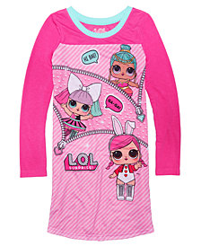 Disney Little & Big Girls L.O.L. Surprise! Nightgown
