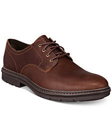 Timberland Men's Naples Trail Full-Grain Leather Oxfords