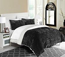Josepha 3 Piece King Comforter Set