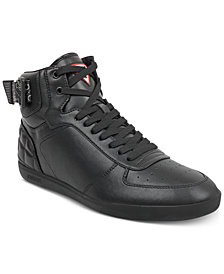 GUESS Men's Fitz High-Top Sneakers