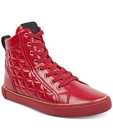 GUESS Men's Melo High-Top Sneakers