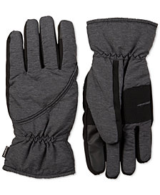 Isotoner Men's Ski Gloves