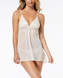 Linea Donatella Keepsake Babydoll Nightgown