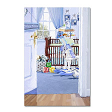 The Macneil Studio 'Boy's Room' Canvas Art Collection