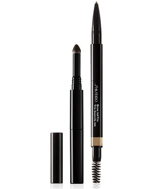 Shiseido Brow InkTrio, 0.008-oz.