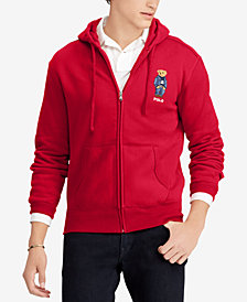 Polo Ralph Lauren Men's Big & Tall Polo Bear Hoodie