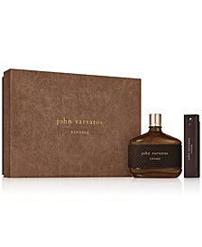 John Varvatos Men's 2-Pc. Vintage Gift Set, A $119 Value