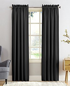 "Grant 54"" x 63"" Rod Pocket Top Curtain Panel"