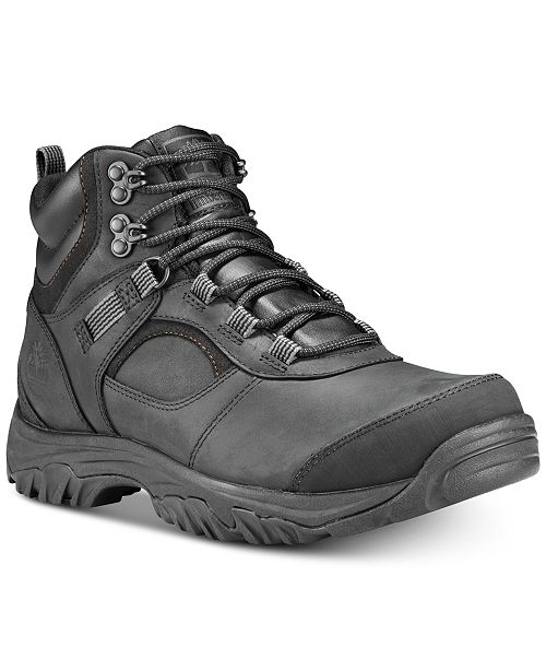 Timberland Men's Mt Major Hikers, Created for Macy's
