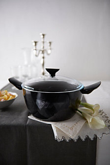 TVS Deco 5 Qt Dutch Oven With Lid 9.5 Inch
