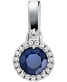 Women's Custom Kors Semi-Precious Sterling Silver Charm