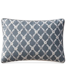Posey Embroidered 14x20 Pillow