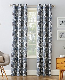 Regis Woven Curtain Panel Collection