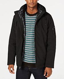 Calvin Klein Men's 3-In-1 Soft Shell Jacket