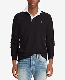 Polo Ralph Lauren Men's Big & Tall The Iconic Rugby Shirt