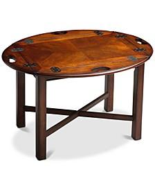 Carlisle Side Table, Quick Ship