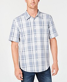 Men's Snap Jam Plaid Shirt