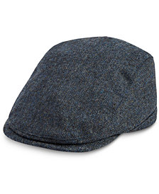 Levi's® Men's Tweed Flat Top Ivy Hat