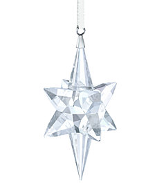Swarovski Large Star Ornament