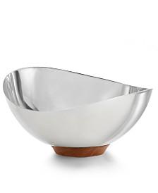 Nambé Pulse Nut Bowl