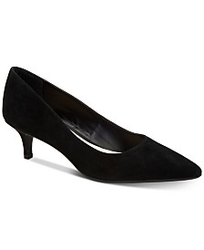Alfani Women's Step 'N Flex Marshaa Pumps, Created For Macy's