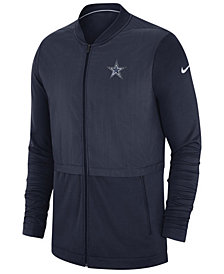 Nike Men's Dallas Cowboys Elite Hybrid Jacket