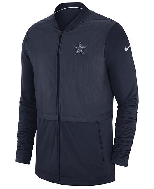 Nike Men's Dallas Cowboys Elite Hybrid Jacket