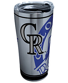 Tervis Tumbler Colorado Rockies 20oz. Genuine Stainless Steel Tumbler