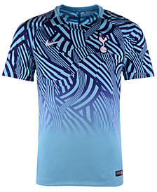 Nike Tottenham Hotspur FC Club Team Dry Squad T-Shirt GX 2, Big Boys (8-20)