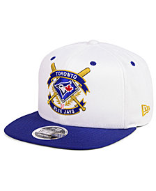 New Era Toronto Blue Jays Crest 9FIFTY Snapback Cap