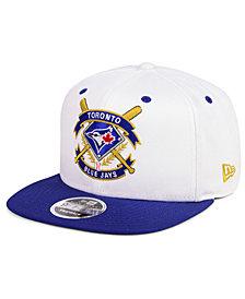 New Era Toronto Blue Jays Crest 9FIFTY Snapback Cap