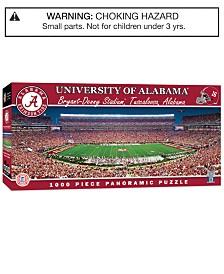 MasterPieces Alabama Crimson Tide 1000 Piece Panoramic Puzzle