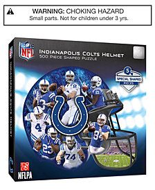MasterPieces Indianapolis Colts 500 Piece Shaped Puzzle
