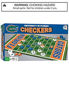 MasterPieces Florida Gators Checkers