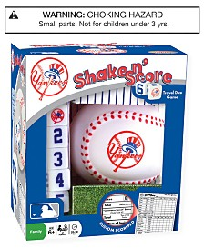 MasterPieces New York Yankees Shake N Score Game