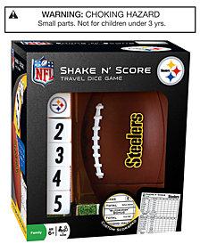 MasterPieces Pittsburgh Steelers Shake N Score Game