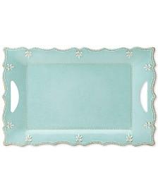 Lenox French Perle Melamine Large Rectangular Platter
